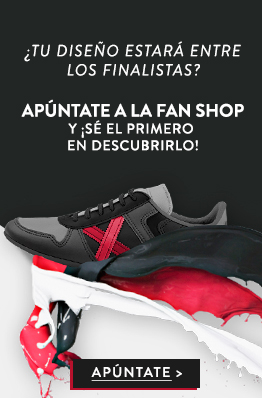 ¡Apúntate a la FAN SHOP!