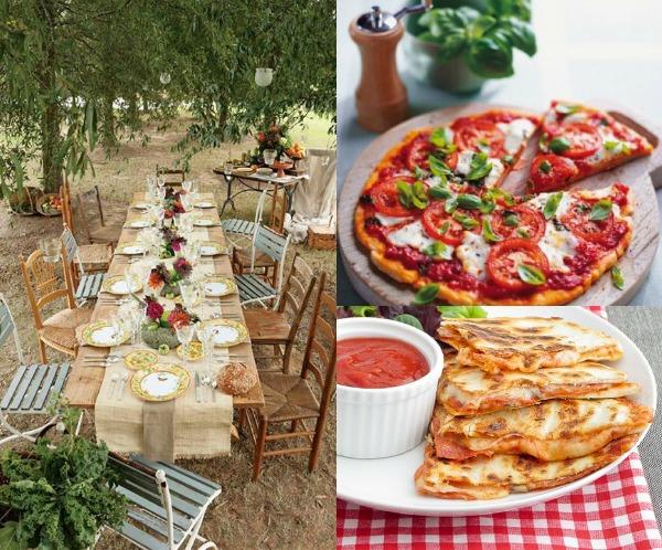 Decora tu mesa privalia blog for Platos para aperitivos