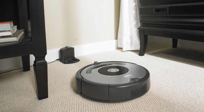 tres irobot roomba 630 buscan due o privalia blog. Black Bedroom Furniture Sets. Home Design Ideas