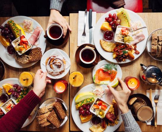 Cena y gastronomía con tus amigos y Privalia
